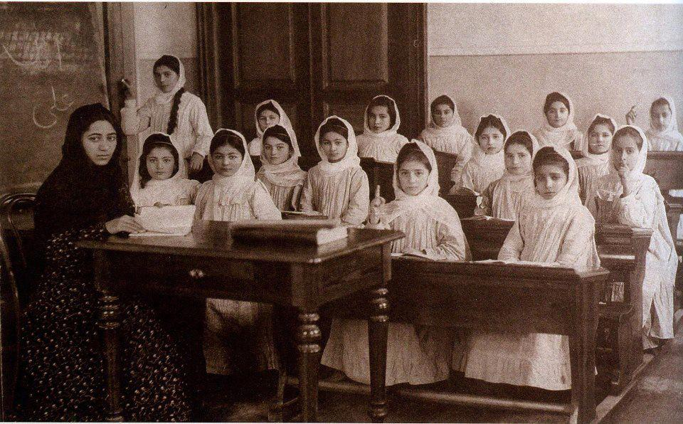 Baku muslim girls school4