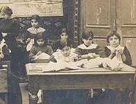 Baku muslim girls school 2